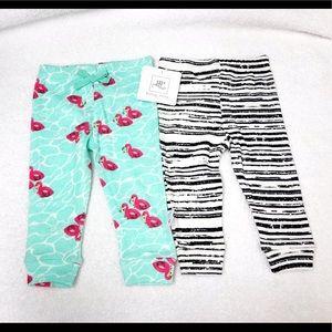 Rosie Pope infant pants - Set of 2